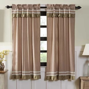 short kitchen curtains cheapest cabinets for wayfair quickview