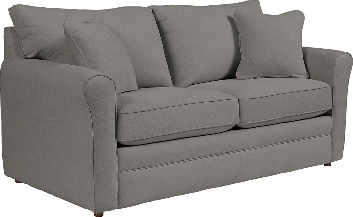la z boy sleeper sofa with air mattress billy bobs sofas full loveseat. emerson pewter ...