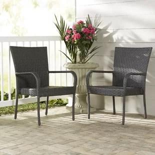 iron outdoor chairs ballard design chair covers wrought wayfair quickview