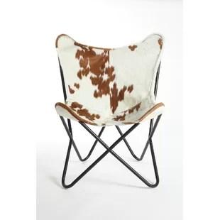 cow print chair wedding cover rentals edmonton animal hide wayfair quickview