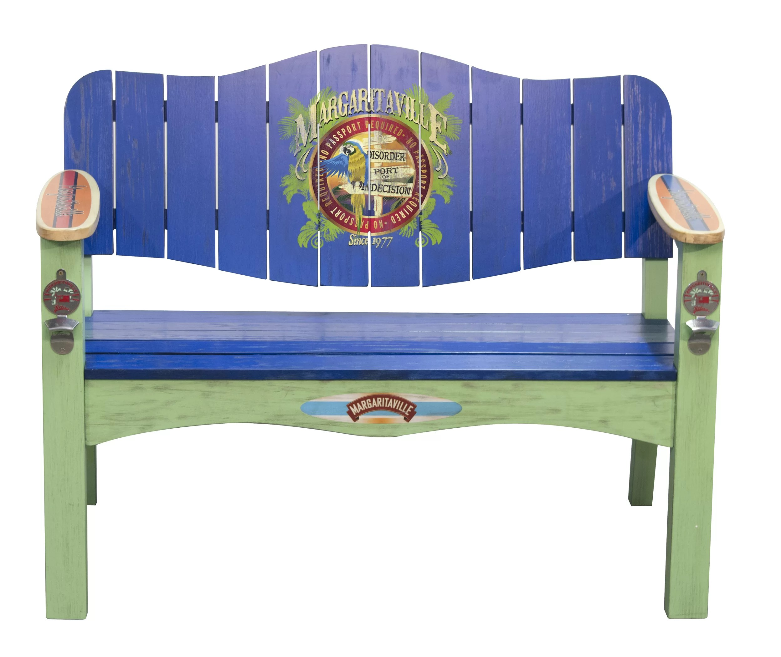 margaritaville chairs for sale different color dining room port of indecision poplar garden bench reviews wayfair