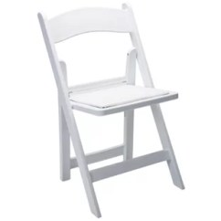 Black Padded Folding Chairs Red Chair Covers For Cheap White You Ll Love Wayfair Quickview