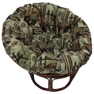 outdoor papasan chair ballard designs dining cushions wayfair cushion