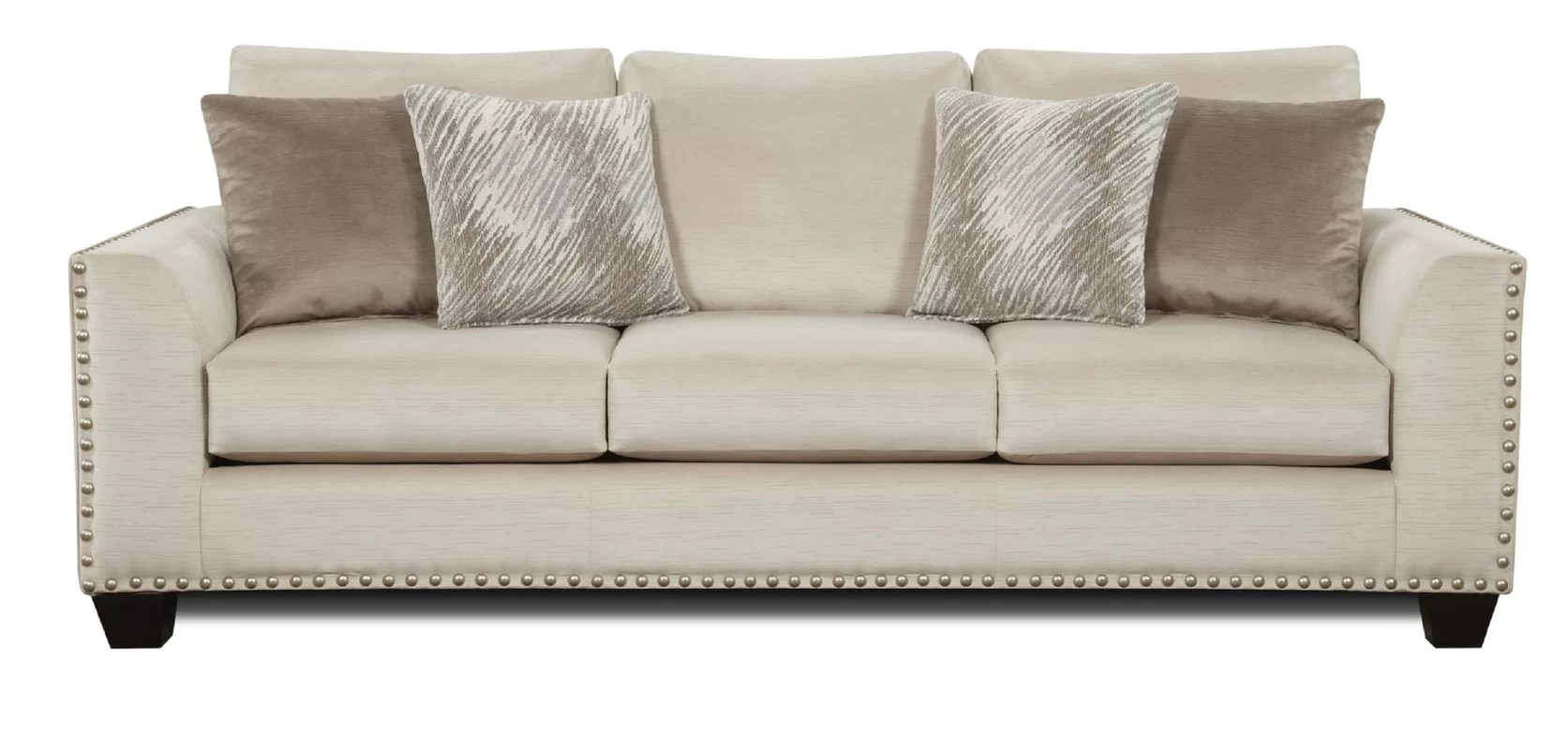 dwellstudio chester sofa black faux leather futon purchase online wareham by chelsea home furniture