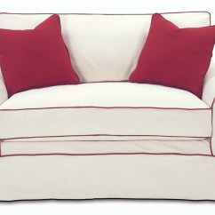 Davis Leather Twin Sleeper Sofa Half Round Bed Henry Basic West Elm
