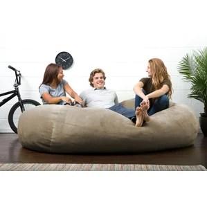 oversized bean bag chairs you ll love wayfair