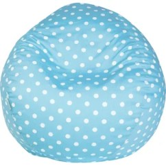 Blue Bean Bag Chairs Stretch Chair Covers Spotlight You Ll Love Wayfair Quickview