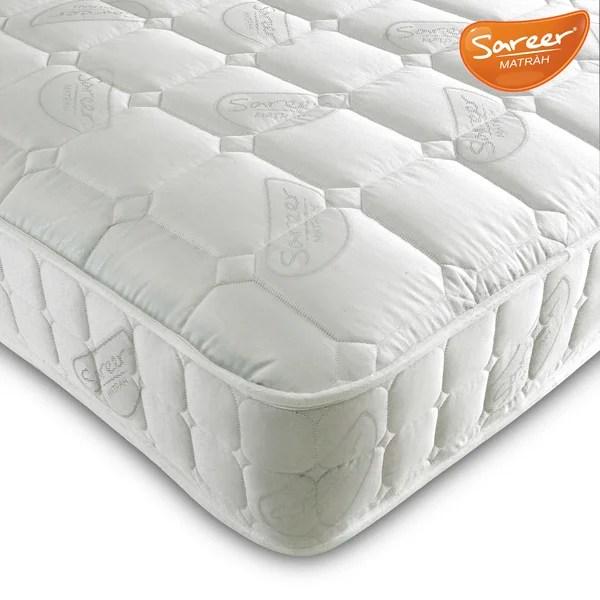 Sareer Furniture Matrah Open Coil Mattress Reviews Wayfair Co Uk