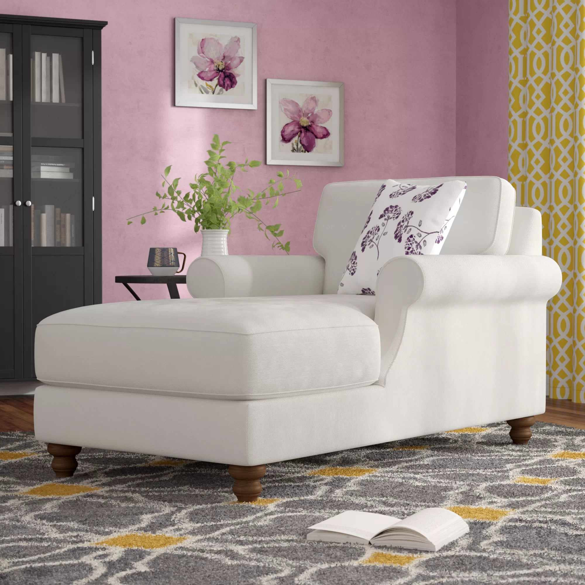 Kirkley Wellston Chaise Lounge