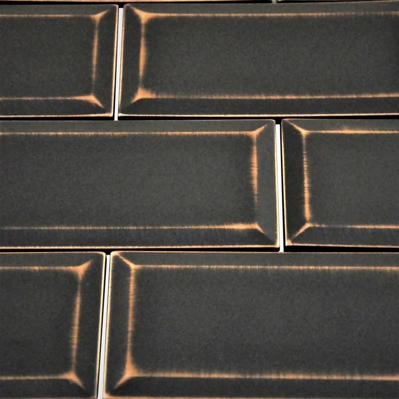 2 x 12 plaza liner oil rubbed bronze