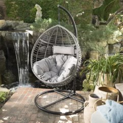 Wicker Hammock Chair Beach Backpack Costco Swing Rattan Hammocks You Ll Love Wayfair Quickview