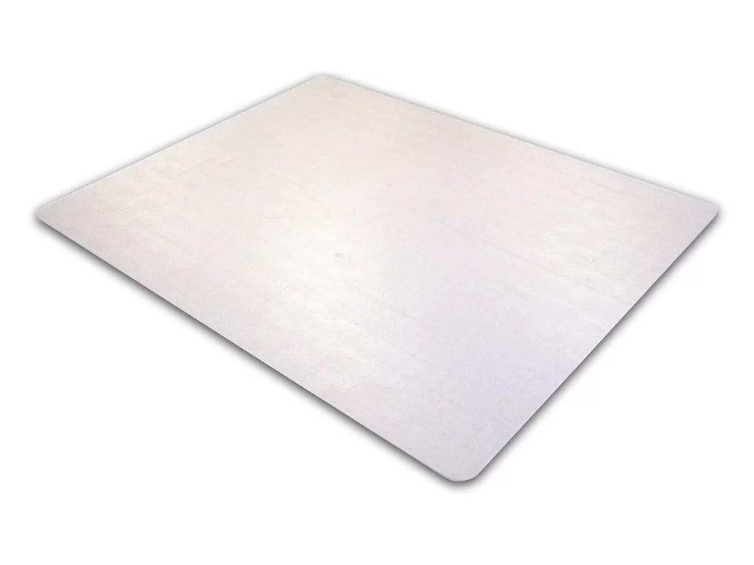 desk chair mat for high pile carpet modern chairs bedroom floortex cleartex straight