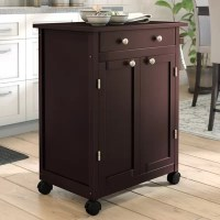 Kitchen Coffee Cart | Wayfair
