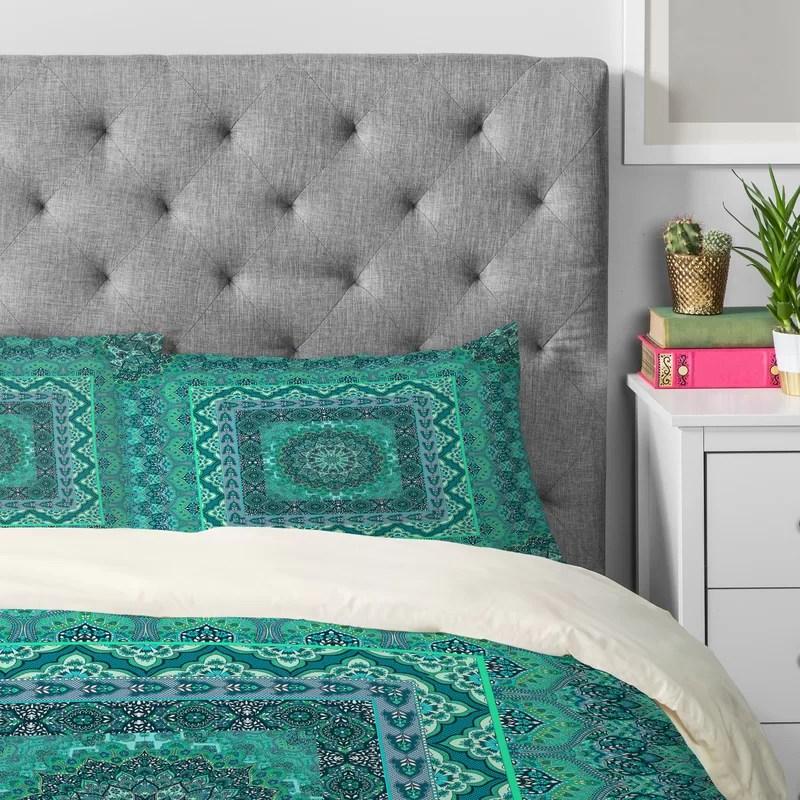 Brianna Pillow Case Size: Standard