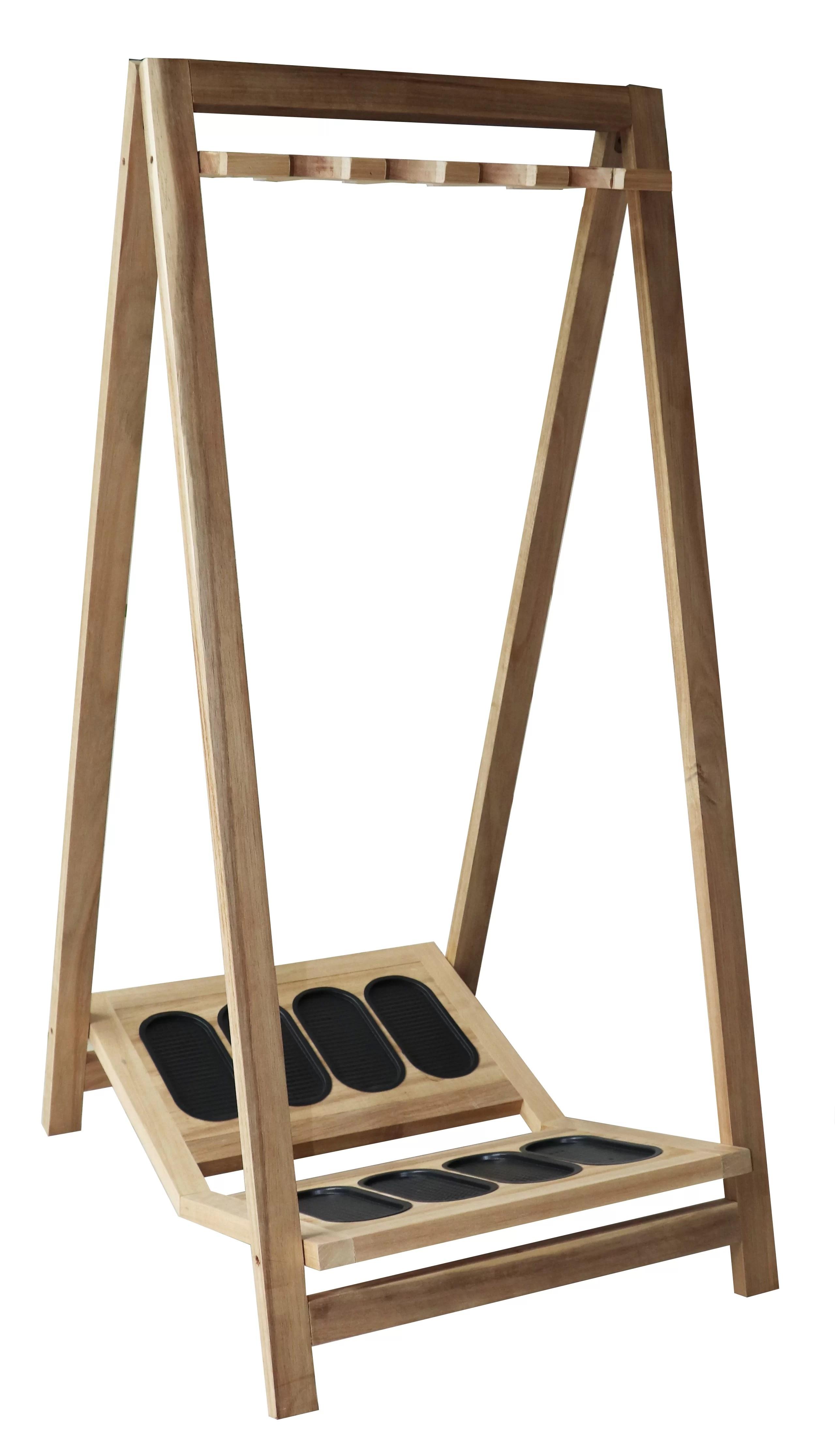 cathryn freestanding gun rack