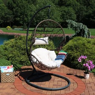 hanging lawn chair fishing box patio wayfair search results for