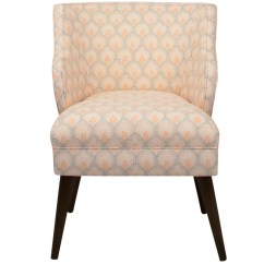 Modern Slipper Chair Office Adjustable Arms Bungalow Rose Palmeri Wayfair