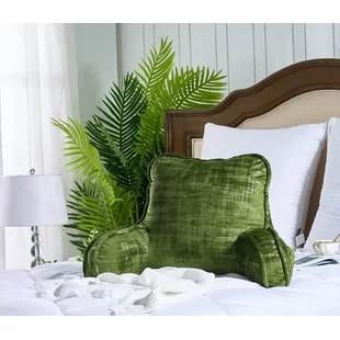 backrest pillows arm pillows free