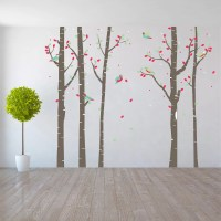 Forest Wall Decals - [audidatlevante.com]