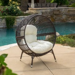 Al Fresco St Tropez Hanging Chair And Cushion Wheelchair Winch Brayden Studio Mcanally Round Ball With Cushions Reviews