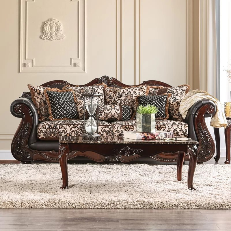 flexsteel bexley sofa bed companies uk traditional home sofas sectionals ...