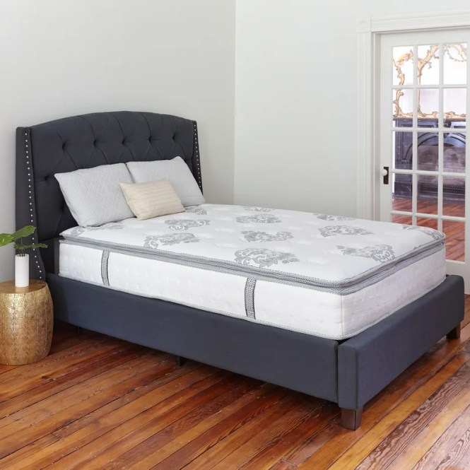 Mercer 12 Medium Hybrid Mattress