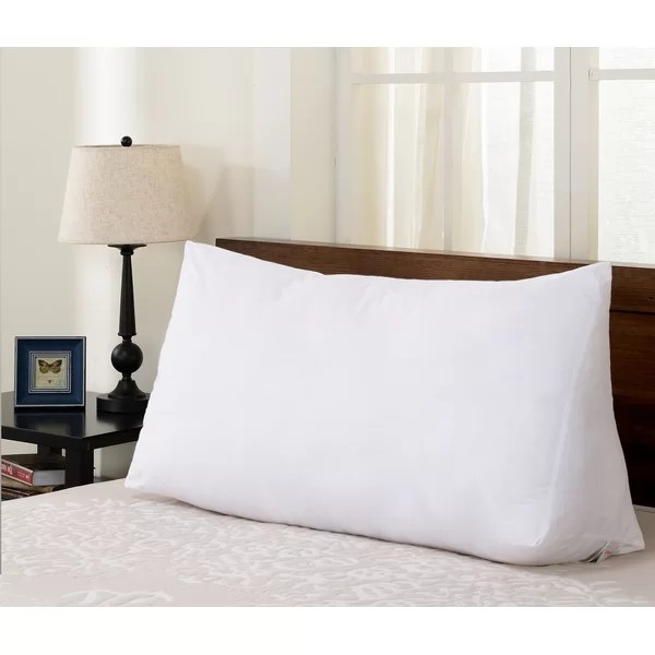 king size bed wedge pillow