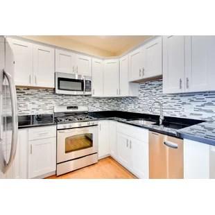 kitchen sink cabinets cabinet doors for sale 36 inch wayfair shaker 34 5 x base