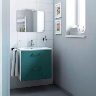 floating & wall mounted bathroom vanities you'll love   wayfair