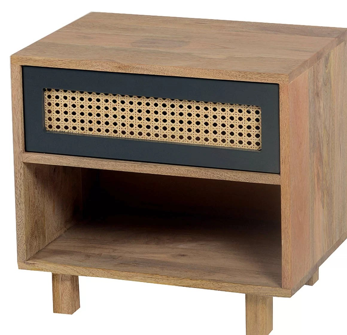 World Menagerie Rexdale 1 Drawer Nightstand