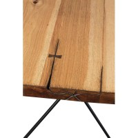 SCTL Live Edge Dining Table & Reviews