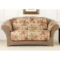 Sofa Waterproof Cover Simmons Hide A Bed Mattress Pet Covers Wayfair Lexington Floral
