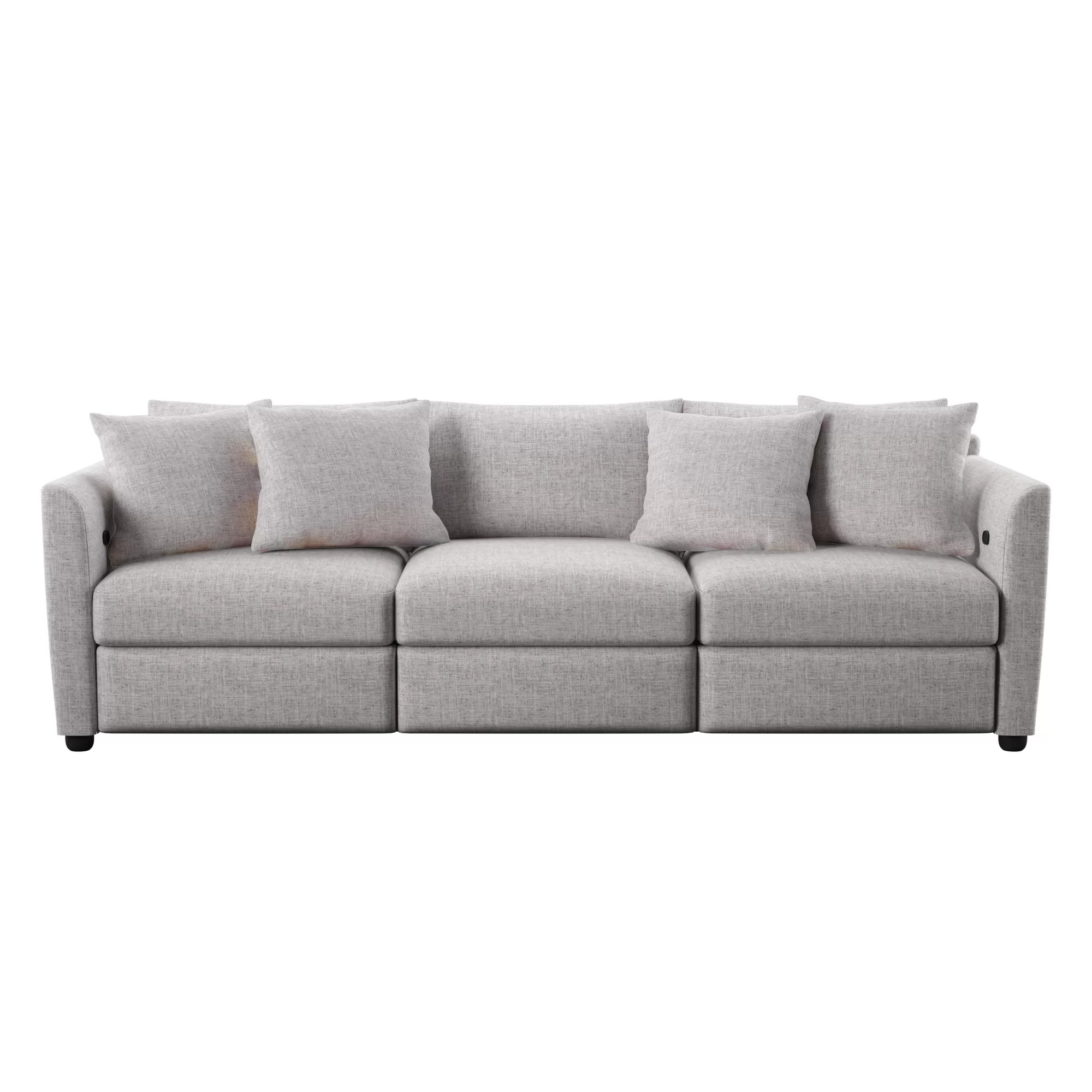 duo modern sofa bed sleeper beds dublin done deal allmodern custom upholstery