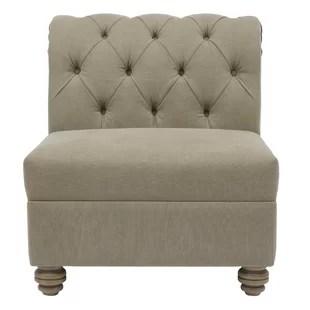 upholstered slipper chair ghost chairs singapore elegant wayfair lackey
