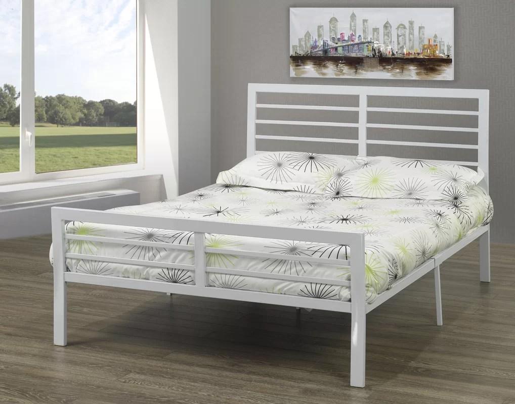 Ebern Designs Higgins Platform Bed & Reviews