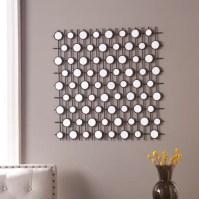 Kimbrell Wall Sculpture Mirror & Reviews | AllModern