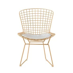 black wire chair replica wegner chairs dining wayfair quickview