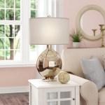 Mercer41 Kimbrel Mercury 30 Table Lamp Reviews Wayfair