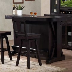 Wayfair Kitchen Stools Island With Marble Top Eci Furniture Rum Point Bar Wine Storage & Reviews ...