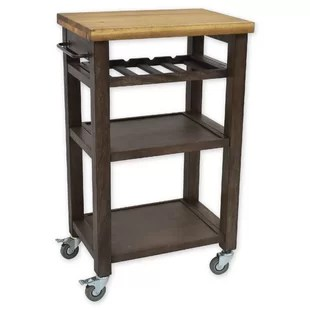 kitchen prep cart ikea ideas for small kitchens tall wayfair quickview