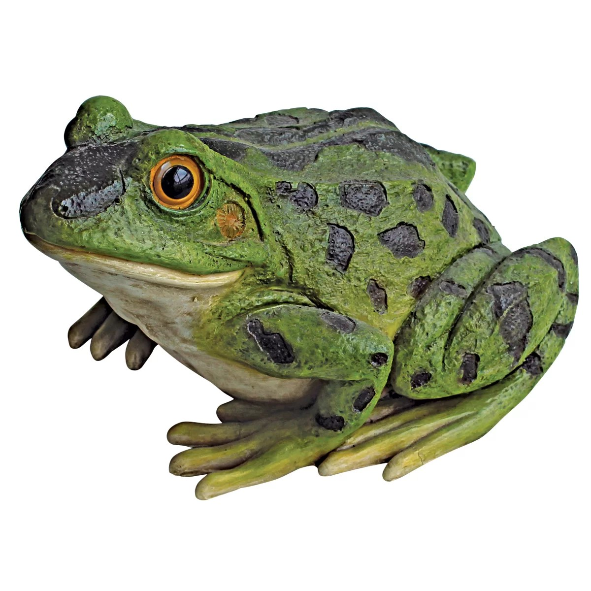 Design Toscano Ribbit The Frog And Garden Toad Statue