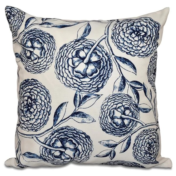 and beige flower cushion covers