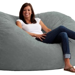What Size Bean Bag Chair Do I Need Linen Parsons Comfort Research Fuf And Reviews Wayfair