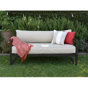 Catalina Outdoor Sofa With Cushions Cool | Out Door Patio ...