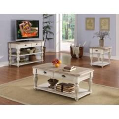 Antique White Living Room Tables Color Choices For Coffee Table Set Wayfair Quevillon