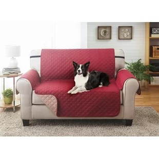 one arm sofa slipcover two tone living room furniture loveseat wayfair quickview