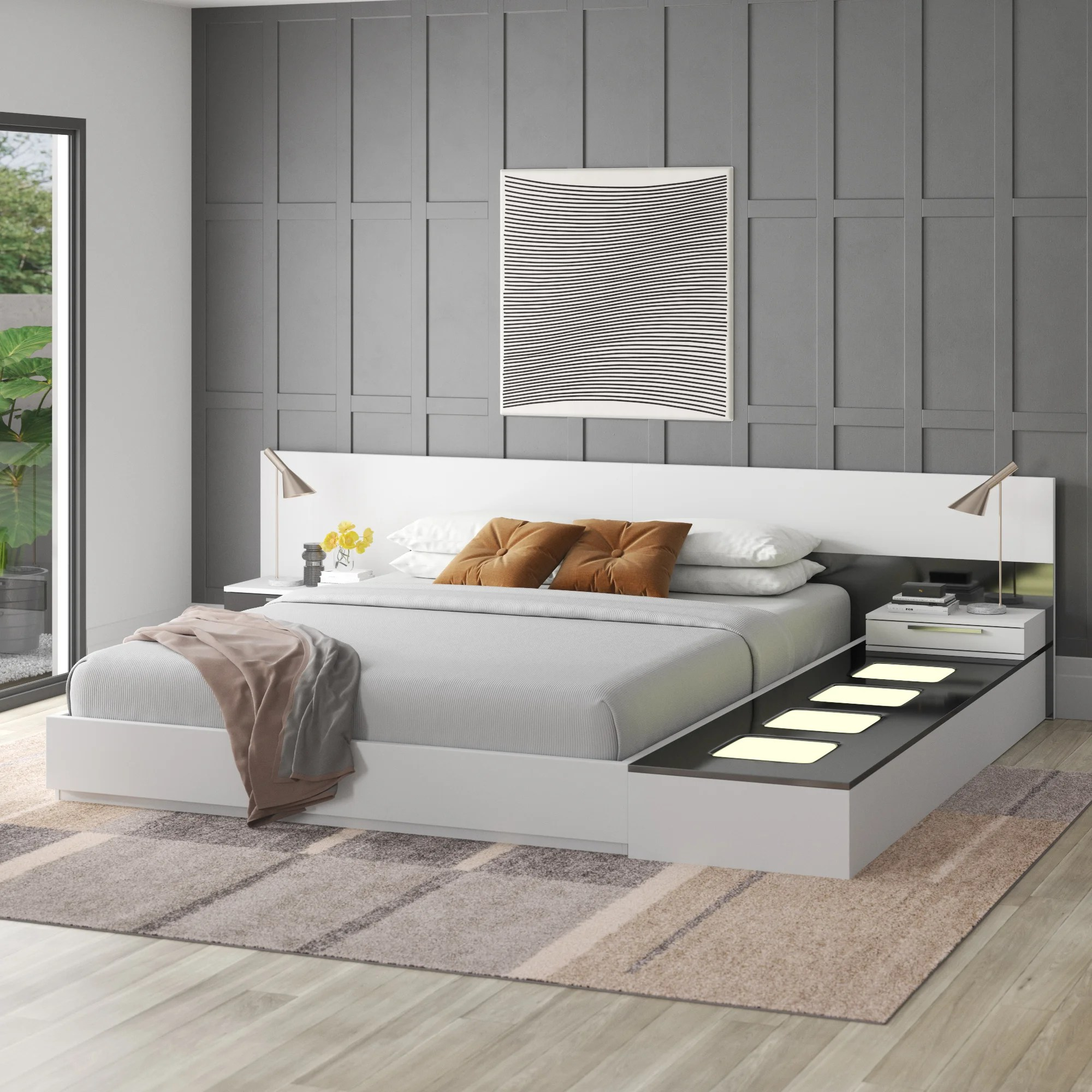 king bedroom sets you ll love in 2021