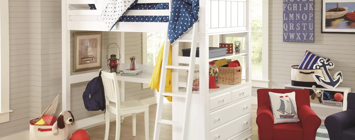 Farmhouse Rustic Kids Bedroom Furniture Birch Lane