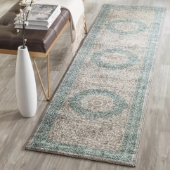 Chicken Kitchen Rugs Lowes Counter Tops Darby Home Co Sofia Light Gray/blue Area Rug & Reviews ...