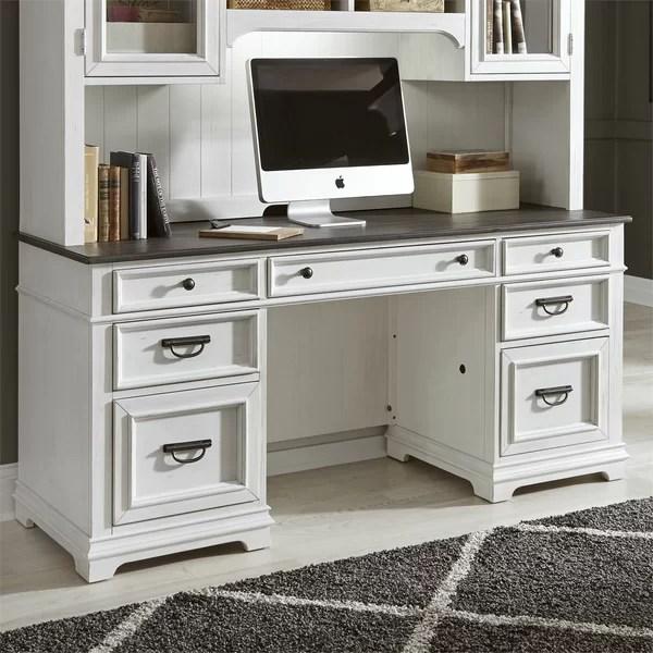 Phenomenal Allyson Park Credenza Desk By Darby Home Co Download Free Architecture Designs Scobabritishbridgeorg